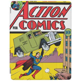 Action Comics #33 iPad Cover