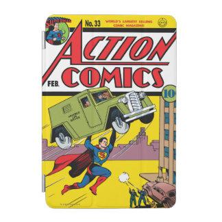 Action Comics #33 iPad Mini Cover