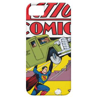 Action Comics #33 iPhone 5 Case