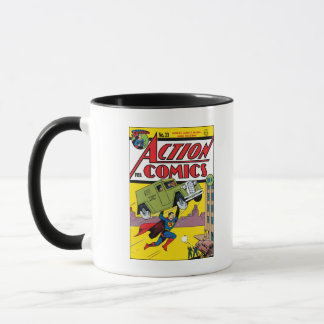 Action Comics #33 Mug