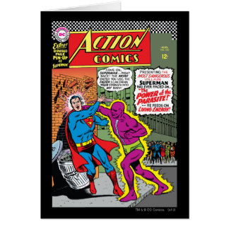 Action Comics 340 Greeting Cards