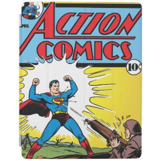 Action Comics #35 iPad Cover