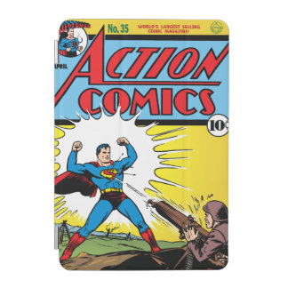Action Comics #35 iPad Mini Cover