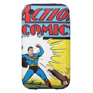 Action Comics #35 iPhone 3 Tough Covers