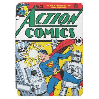 Action Comics #36 iPad Air Cover
