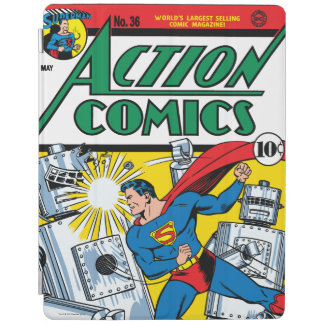 Action Comics #36 iPad Cover