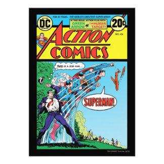 Action Comics 426 Announcement