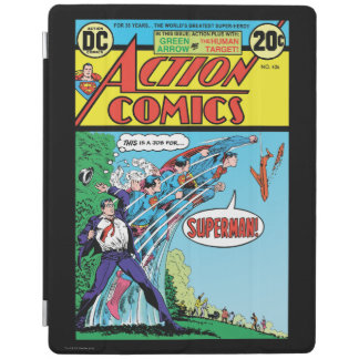 Action Comics #426 iPad Cover