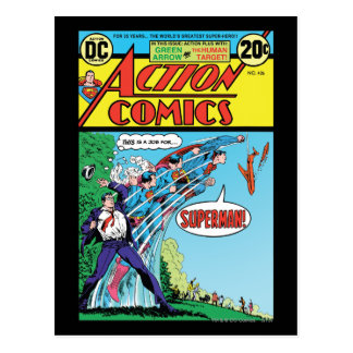 Action Comics 426 Post Card