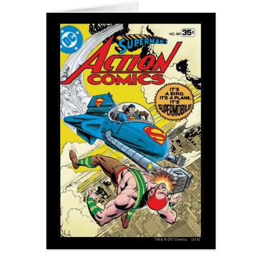 Action Comics #481 Cards
