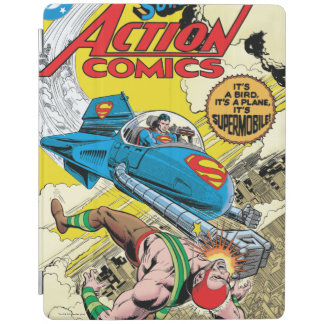 Action Comics #481 iPad Cover
