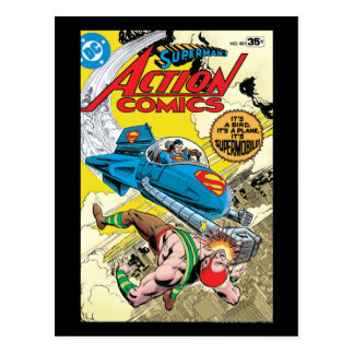 Action Comics 481 Post Cards