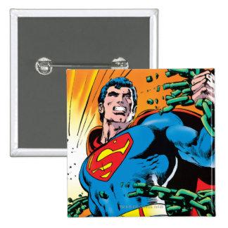 Action Comics #485 15 Cm Square Badge