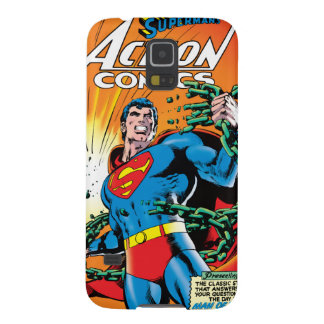 Action Comics #485 Galaxy S5 Cases