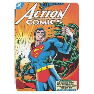Action Comics #485 iPad Air Cover