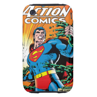 Action Comics #485 iPhone 3 Tough Covers