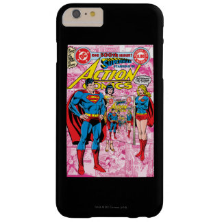 Action Comics #500 Oct 1979 Barely There iPhone 6 Plus Case