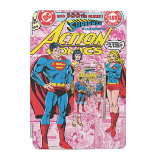 Action Comics #500 Oct 1979 iPad Mini Cover