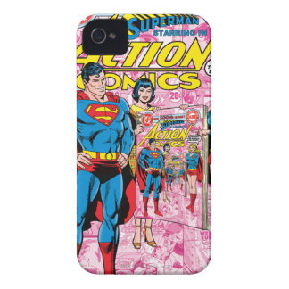 Action Comics #500 Oct 1979 iPhone 4 Case-Mate Case