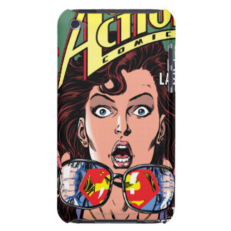Action Comics #662 Feb 91 Barely There iPod Cases