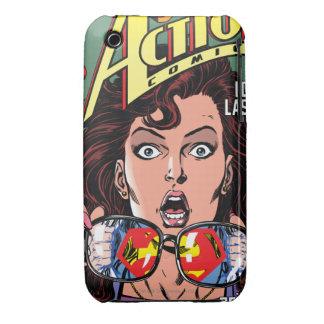 Action Comics #662 Feb 91 iPhone 3 Case