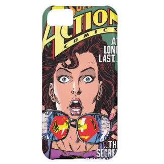 Action Comics #662 Feb 91 iPhone 5C Case