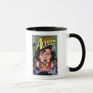 Action Comics #662 Feb 91 Mug