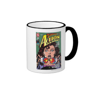 Action Comics #662 Feb 91 Ringer Mug