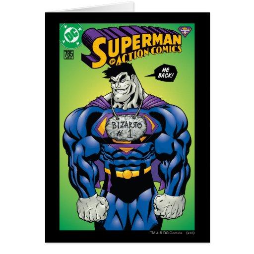 Action Comics #785 Jan 02 Cards