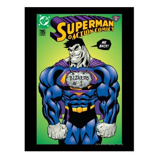 Action Comics #785 Jan 02 Postcards