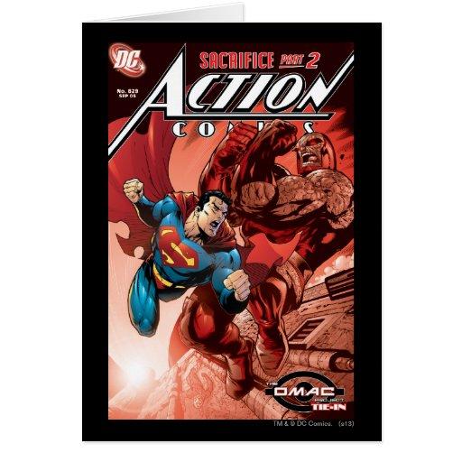 Action Comics #829 Sep 05 Cards