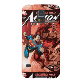 Action Comics #829 Sep 05 Galaxy S5 Covers