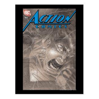 Action Comics 840 Aug 06 Postcard