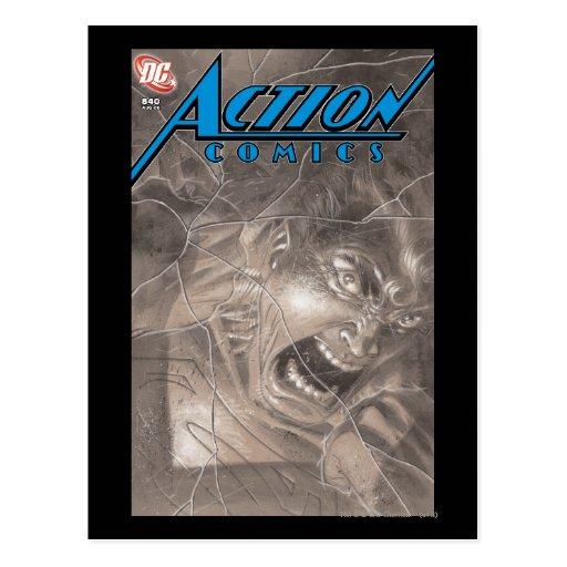 Action Comics #840 Aug 06 Postcard