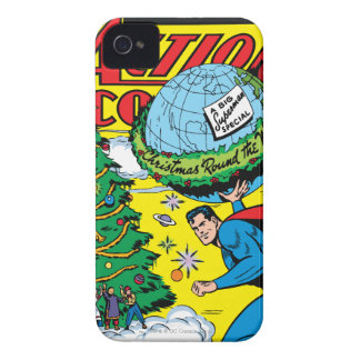 Action Comics #93 iPhone 4 Cases