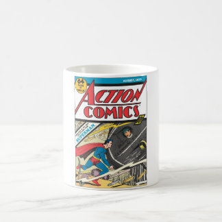 Action Comics - August 1939 Coffee Mug