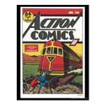 Action Comics - June 1939