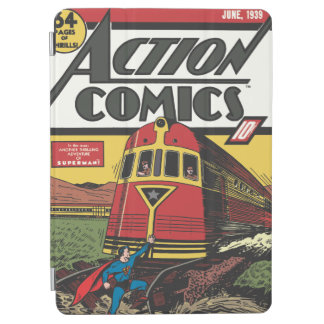 Action Comics - June 1939 iPad Air Cover