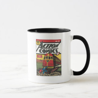 Action Comics - June 1939 Mug
