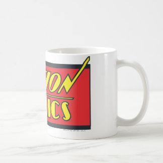 Action Comics - Superman Basic White Mug