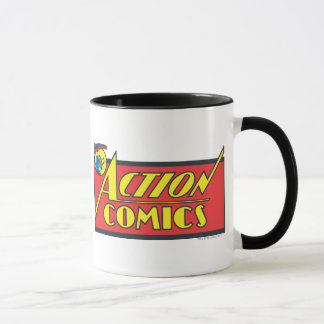 Action Comics - Superman Mug