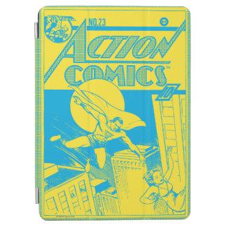 Action Comics Superman saves iPad Air Cover
