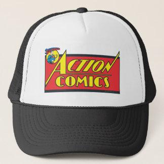 Action Comics - Superman Trucker Hat