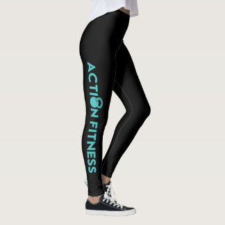 Action Fitness Yoga Pants