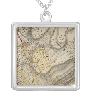 Action Huberton, Vermont Silver Plated Necklace