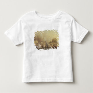 Action Off the Cape of Good Hope, March 9th, 1757 Toddler T-Shirt