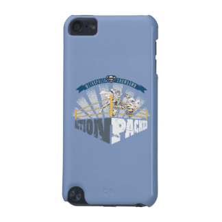 Action Packed iPod Touch (5th Generation) Case