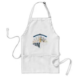 Action Packed Standard Apron