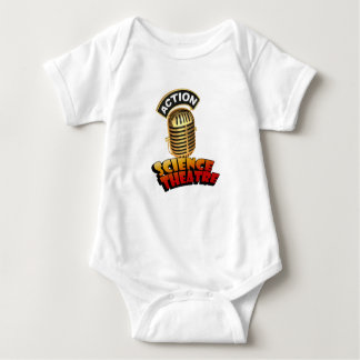 Action Science Theatre Babygrow Baby Bodysuit