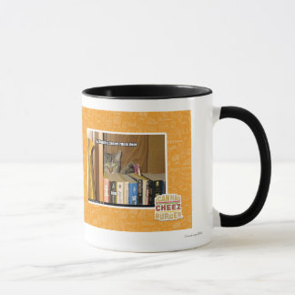 Activating Secret Room Door Mug